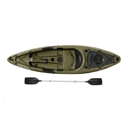 Sun Journey 10' Sit-On Fishing With Included