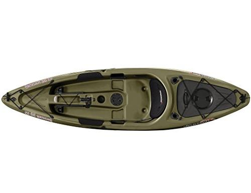 Sun Dolphin Sit-On Fishing Kayak Paddle