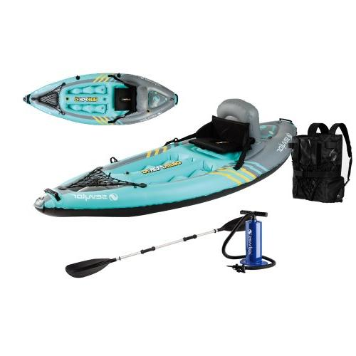 k1 quikpak inflatable kayak