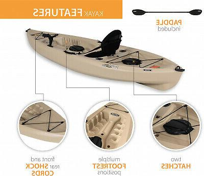KAYAK Paddle Lake Ocean Tan Lifetime Tamarack 90508