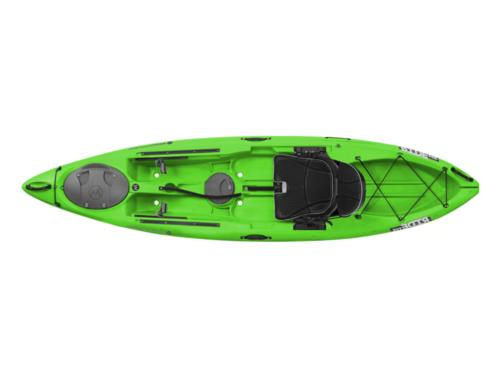 Kayak Wilderness Ride Lo Seat Fishing