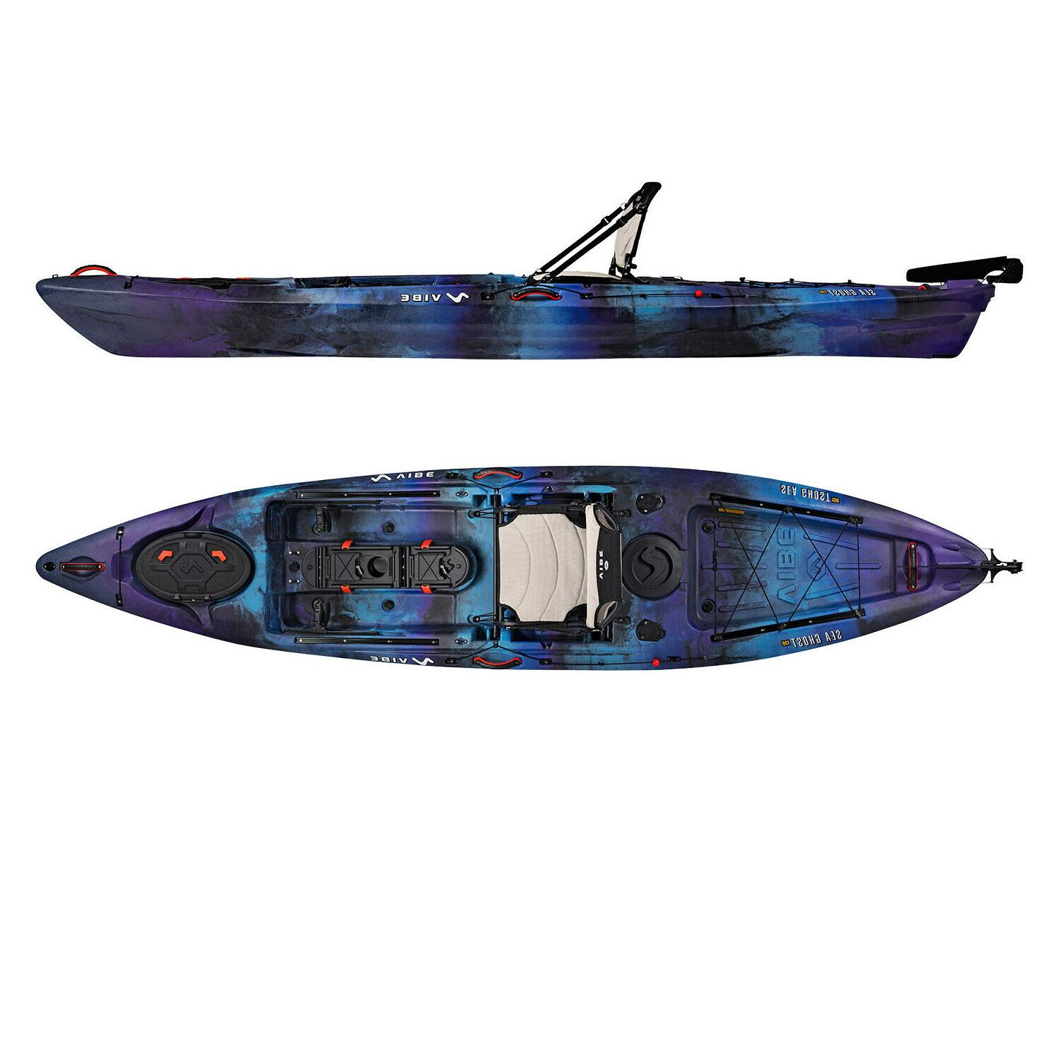 kayaks gen iii sea ghost 130 angler