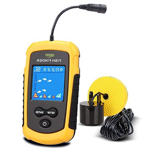 portable fishing sonar