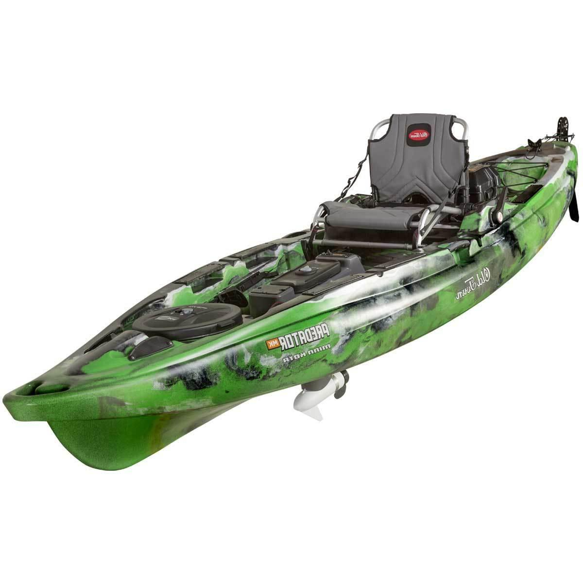 Old MK Fishing Kayak Outfitters