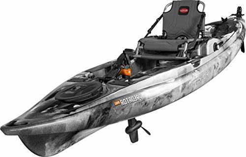 predator pdl pedal fishing kayak