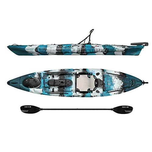 sea ghost 130 fishing kayak