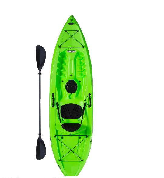 Sea Kayak Sit on New Paddle Included Water Sports