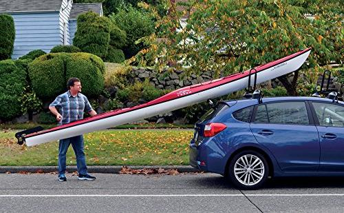 Seattle Sherpak Suction Boat for Mounting Canoes to Car Tops, One