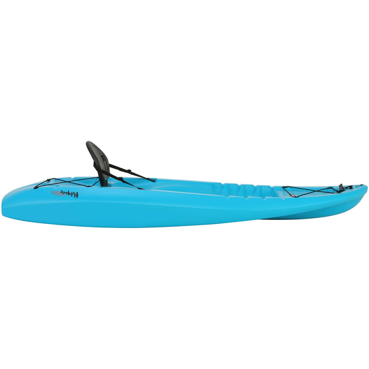 Sit on Kayak with Water Sea Sail