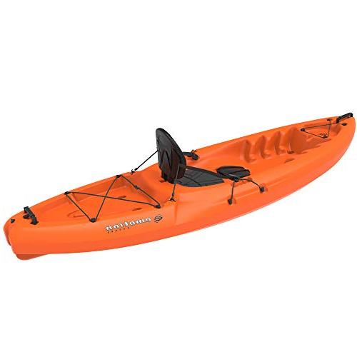 Emotion Spitfire Kayak, Orange, 9'