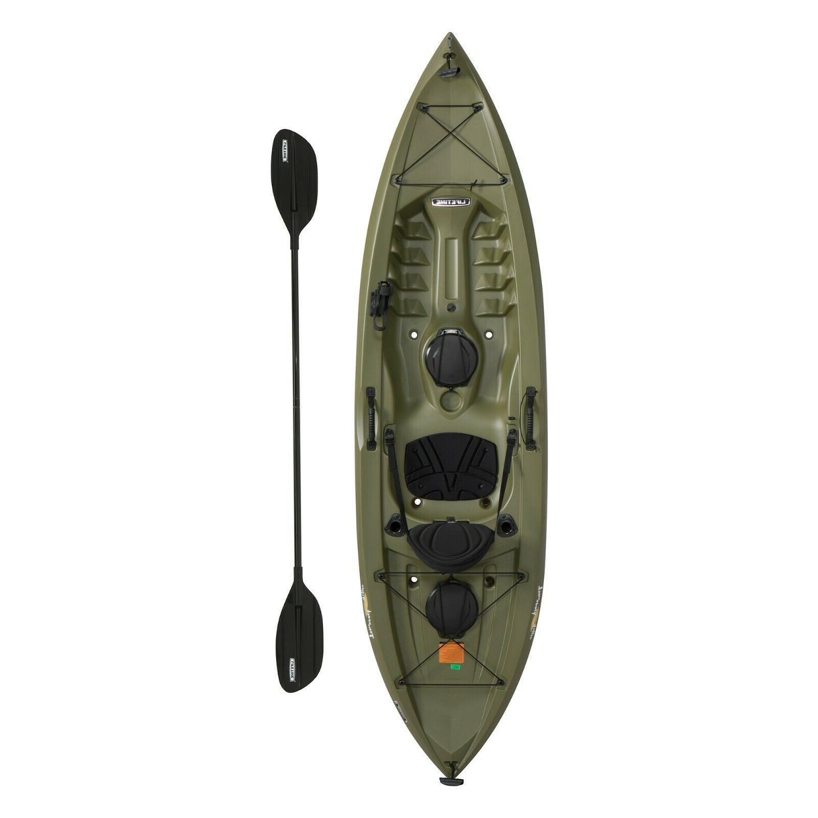 Lifetime 10 ft Fishing Kayak 90818