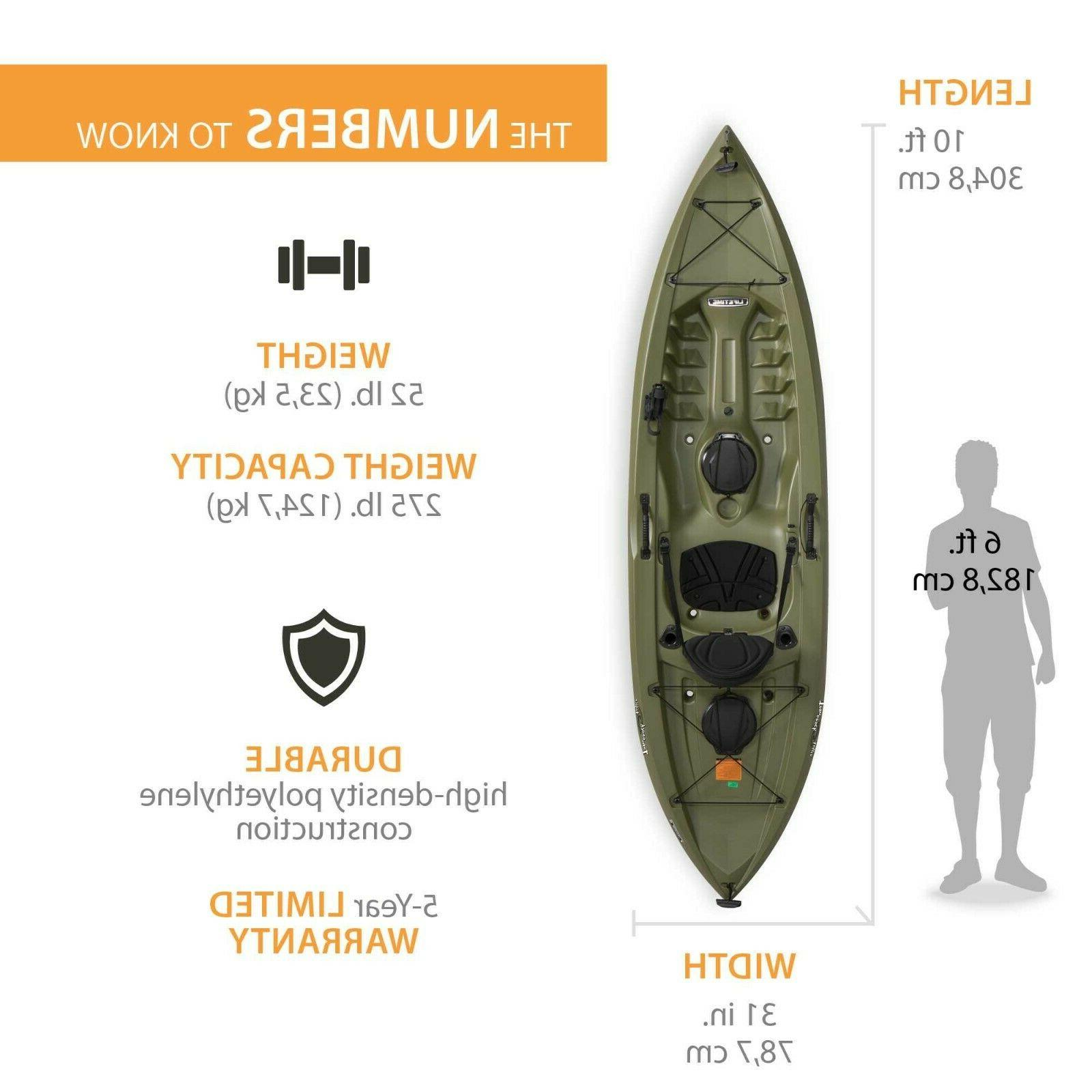 Lifetime ft Kayak , 90818