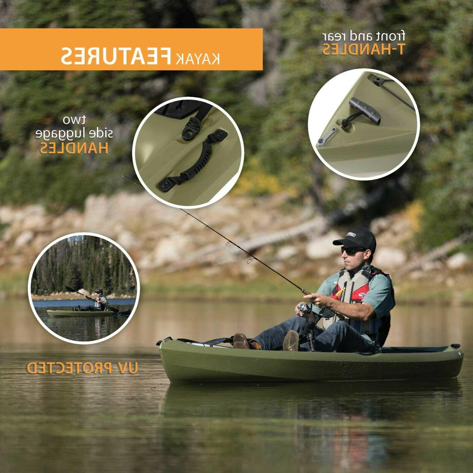 Lifetime Tamarack Angler ft Kayak 90818