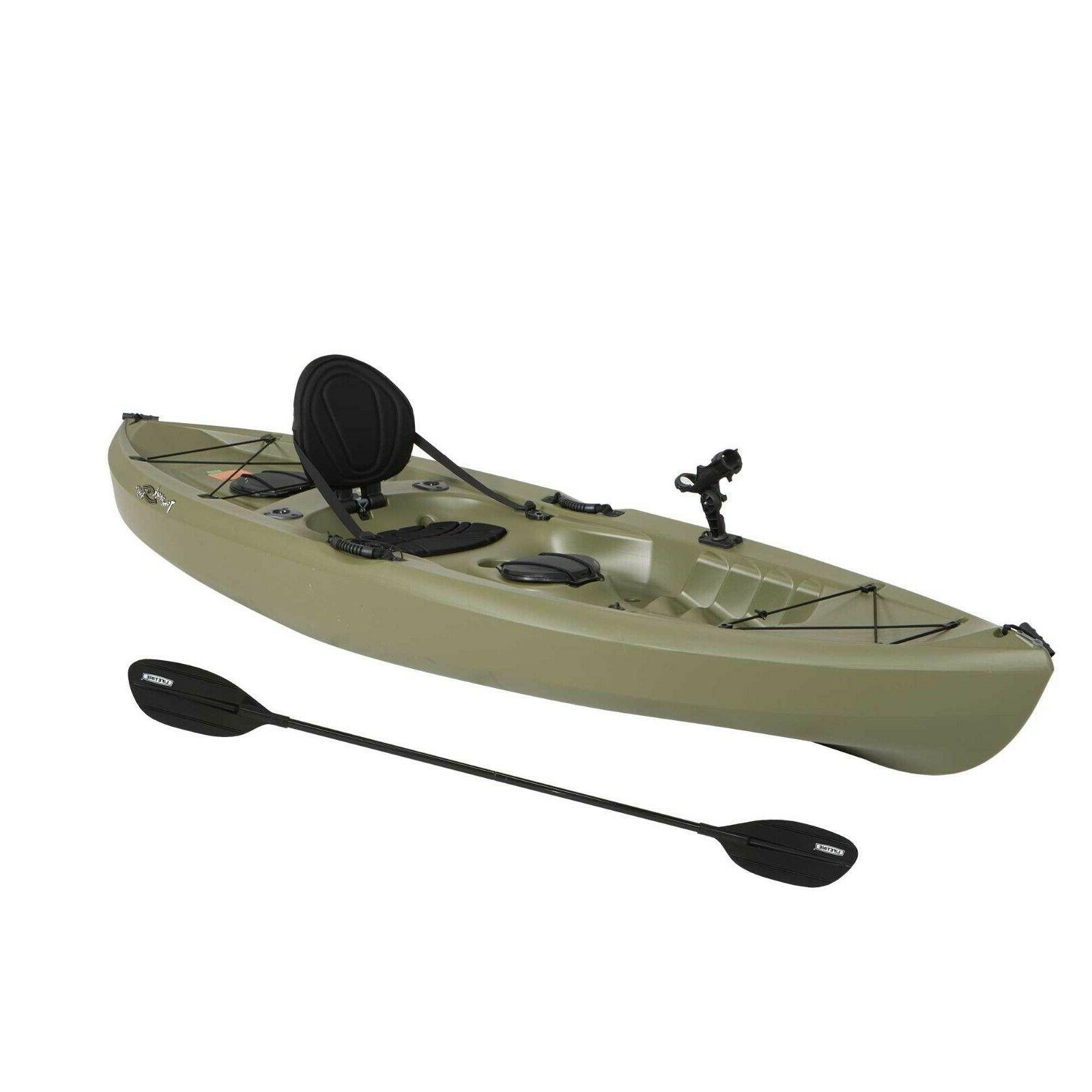 tamarack angler 10 ft fishing kayak paddle