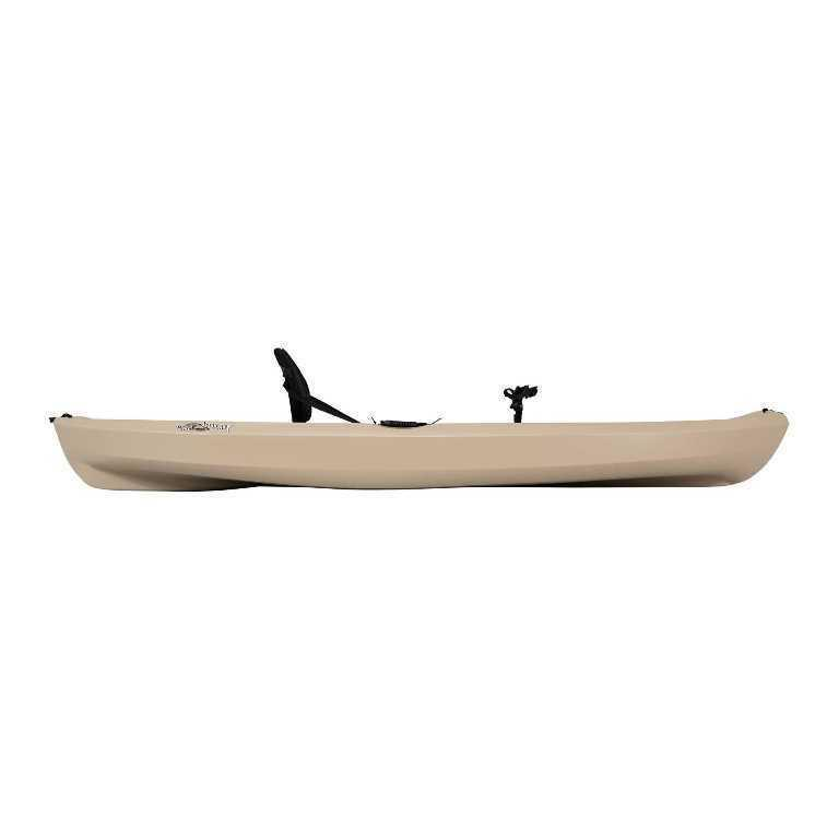Lifetime Tamarack 100 Fishing Kayak Tan , 90818
