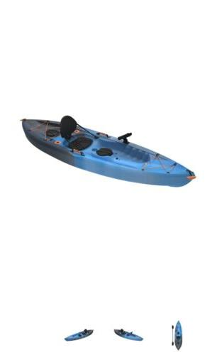 Lifetime Tamarack Angler Kayak Blue New With