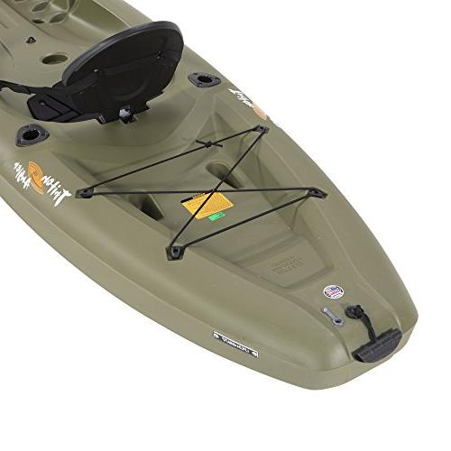 Lifetime Triton Angler 100 Fishing Kayak,