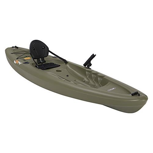 Lifetime Angler 100 Fishing Kayak,
