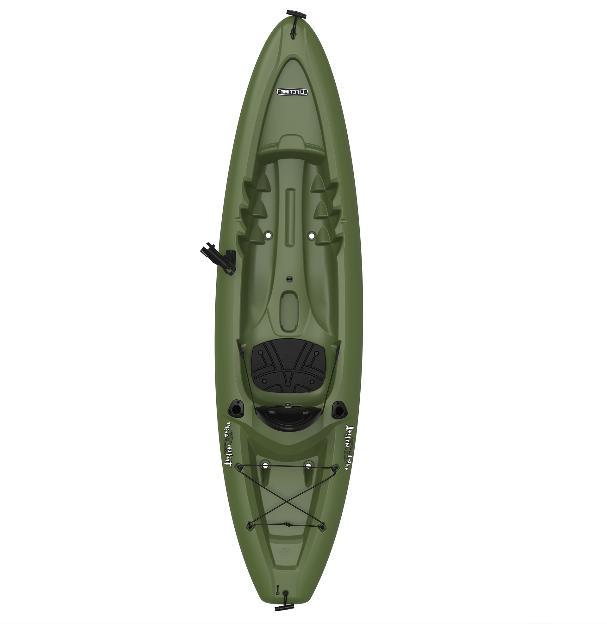 triton angler 100 fishing kayak