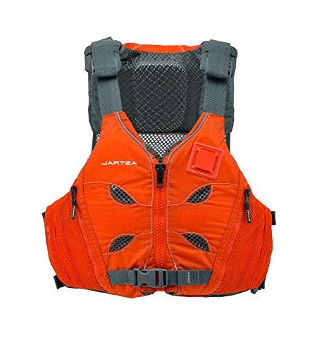 Astral V-Eight PFD and Orange, Small/Medium