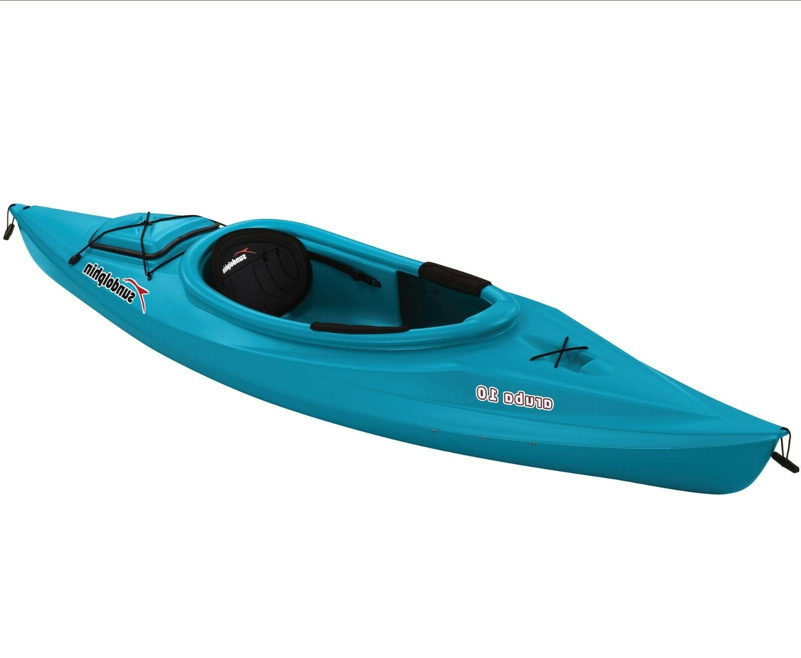 "Sun Aruba Sit Kayak Fishing Boat 86"" Paddle"