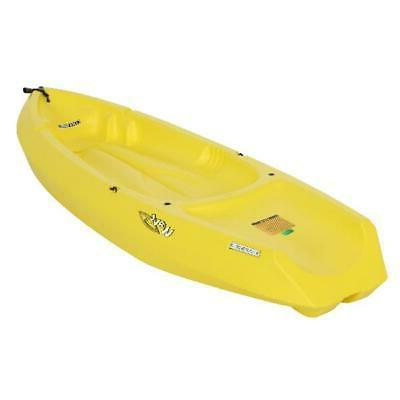 Youth Wave Kayak Included Kids 6ft Lifetime Sit Top Yellow
