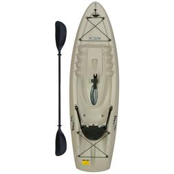 """Lifetime Hydro 8'5"""" Sit On Top Fishing Kayak with Paddle  08"""