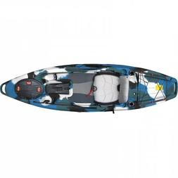 Feel Free Lure 10 Kayak - Blue Camo