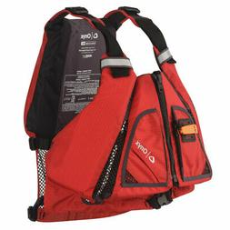 Onyx Outdoor Movevent Torsion Vest, Red