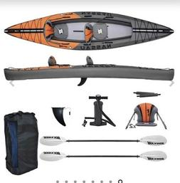 2 Person Inflatable Kayak Z-Ray Nassau  NAME BRAND Fishing R