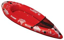 ADVANCED ELEMENTS PackLite Inflatable Kayak, Red