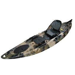 Perception Kayak Pescador Pro 10 Bs, Sonic Camo