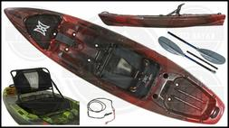 Perception Pescador Pro 10.0 Fishing Kayak - Paddle Package