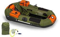 pf7k packfish inflatable boat deluxe fishing package