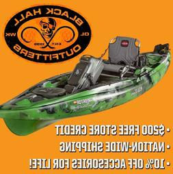 Old Town Predator MK Fishing Kayak Black Hall Outfitters Spe