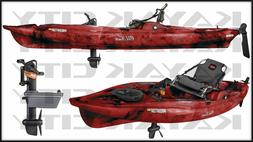 Old Town Predator PDL - Fishing Kayak w/FREE Paddle | Black