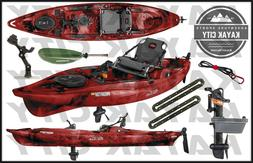 Old Town Predator PDL - Pedal Fishing Kayak - Angler Package