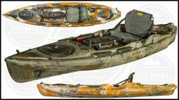 prowler big game ii angler fishing kayak