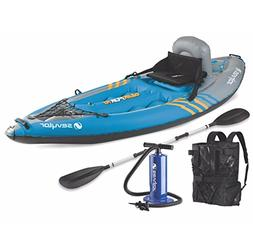 quickpak coverless sit kayak