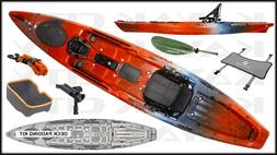 Wilderness Systems Radar 135 Kayak - Fishing Package