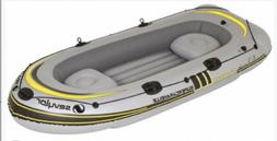 Sevylor Rubber Dinghy Supercaravelle XR 116 GTX-7 Inflatable