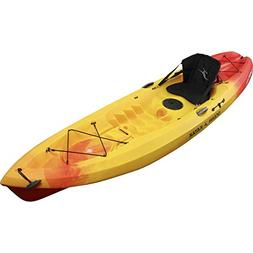 Ocean Kayak Scrambler 11 Sit-On-Top Recreational Kayak, Sunr