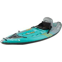Sevlor Quikpak K1 Coverless Kayak Capacity 1 Person Color Bl