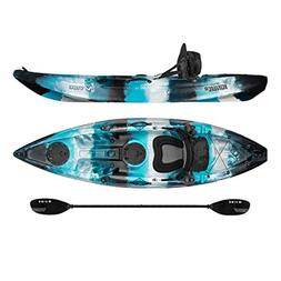 Vibe Kayaks Skipjack 90 9-Foot Angler Sit On Top Fishing Kay