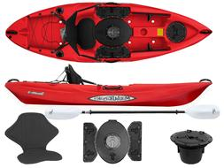 Malibu Kayaks Stealth-9 Fishing Package Bait Tank with Seat