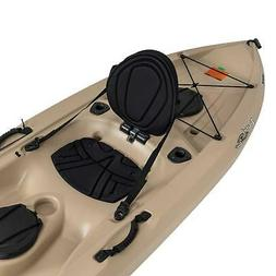 Lifetime Tamarack Angler 100 Fishing Kayak Paddle Included 9