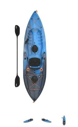 tamarack angler fishing kayak blue 10 brand