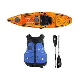 Wilderness Systems Tarpon 100 Mango Kayak - Deluxe Package -