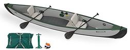 tc16 inflatable canoe start