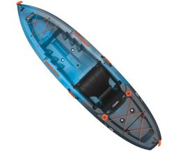 Lifetime Teton Angler 100 Kayak Sit On Top Fishing, 10ft. Lo